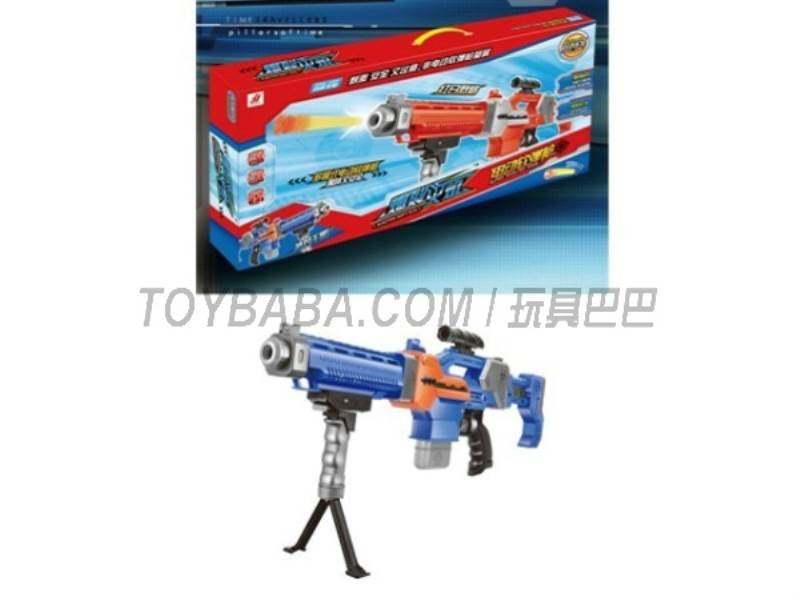 Electric soft gun ( with a small clip ) No.:5808A