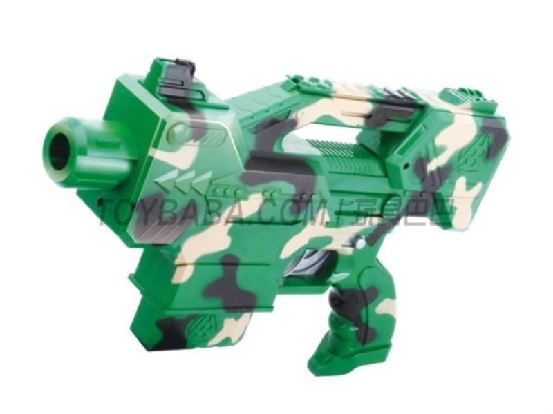 Camouflage electric soft gun No.:5811