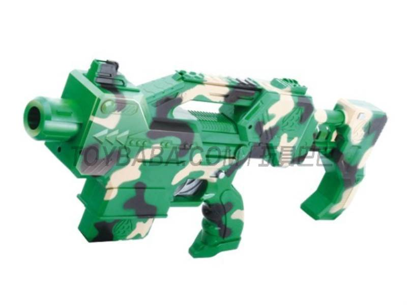Camouflage electric soft gun No.:5812