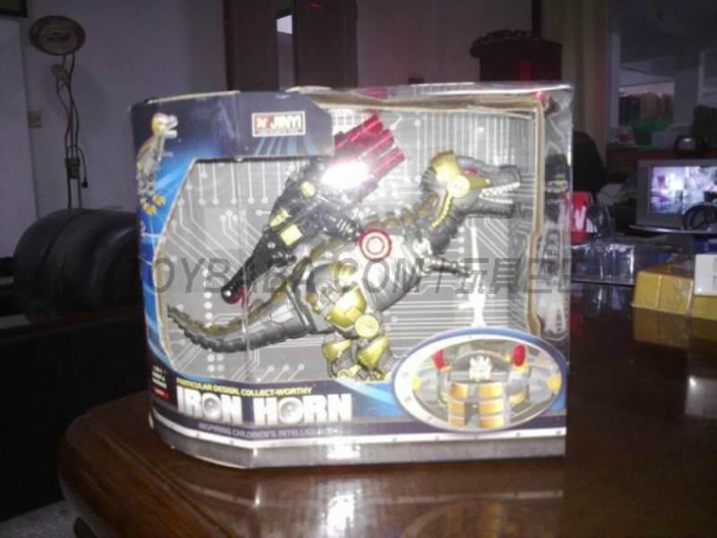 Deformed dinosaur No.:JY961