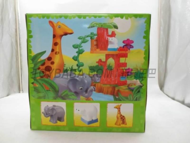 28 blocks zoo No.:5010