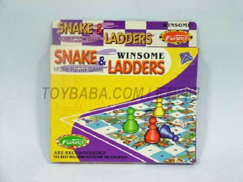 International snake chess ( magnetic) No.:2509