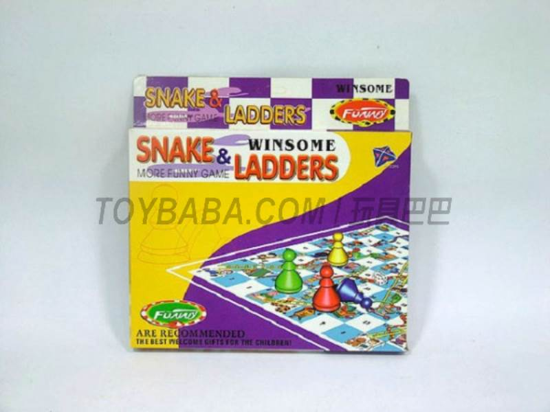 International snake chess ( magnetic) No.:2609