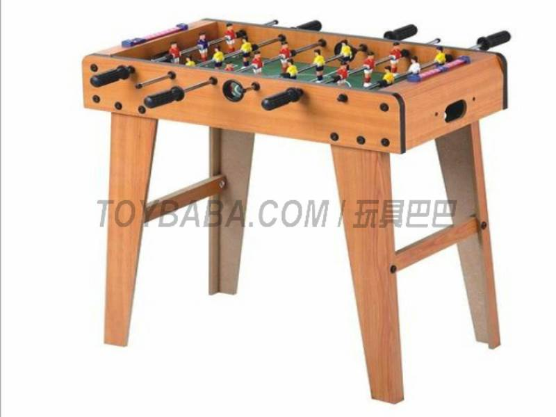 Football table(wood long legs) No.:628B