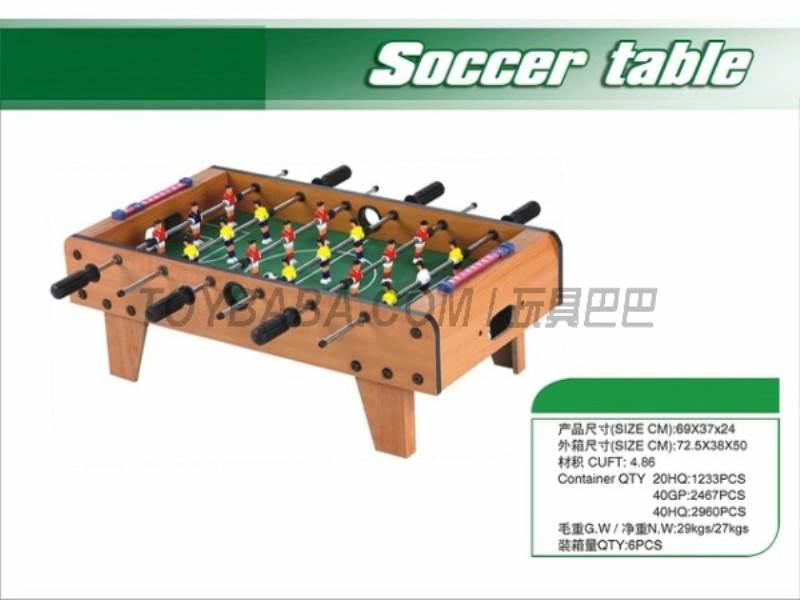 Football table No.:628