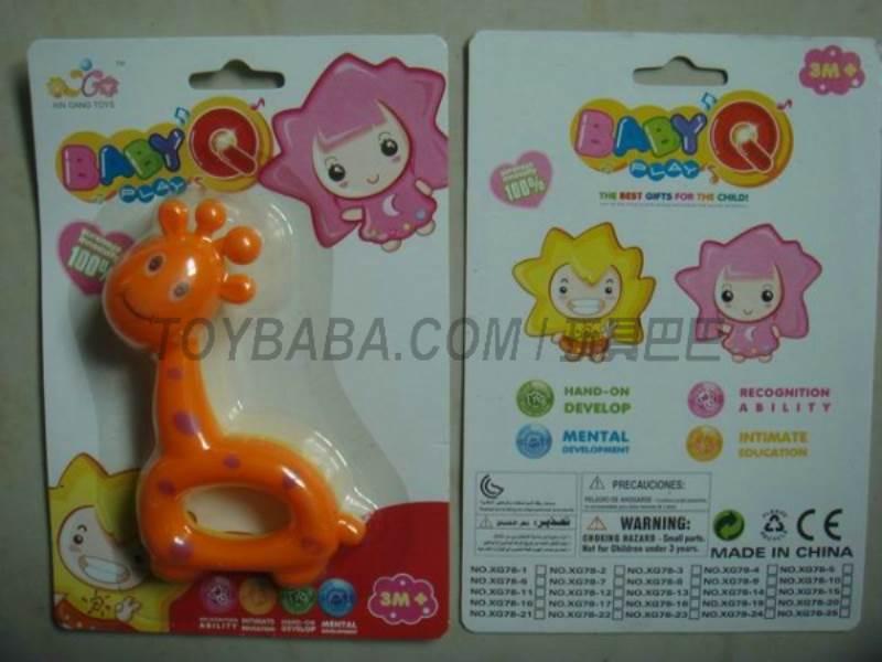 Baby rattles No.:XG78-15