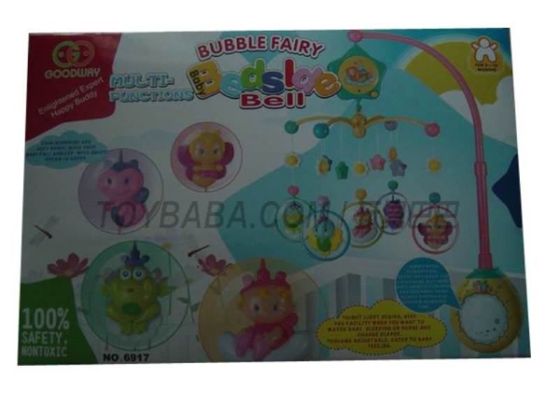 Bubble Elf multifunction crib bell No.:6917