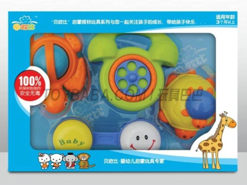 Baby rattles No.:6503