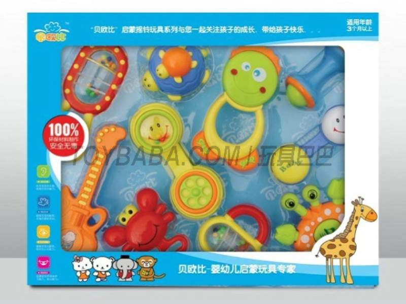 Baby rattles No.:6704