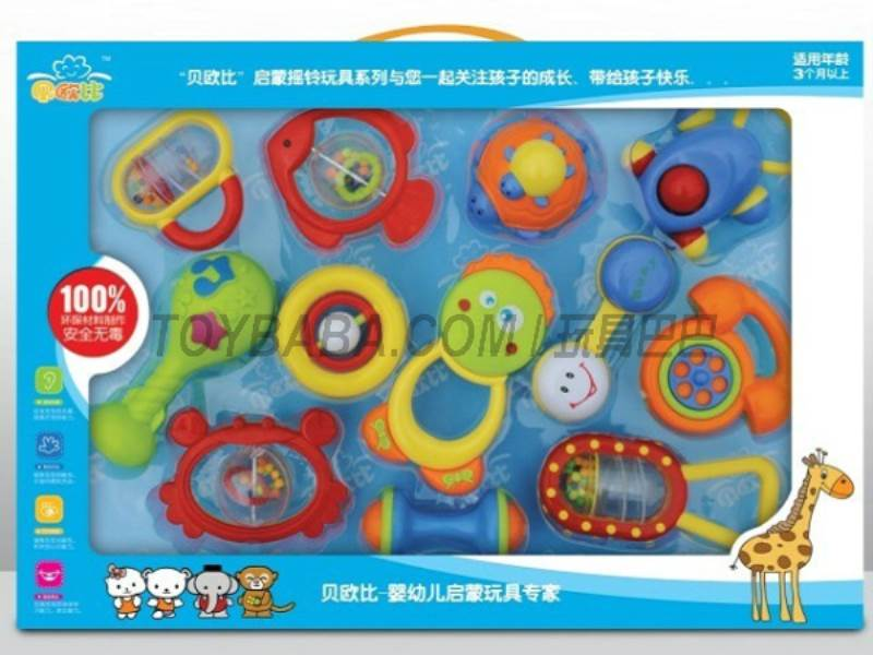 Baby rattles No.:6801