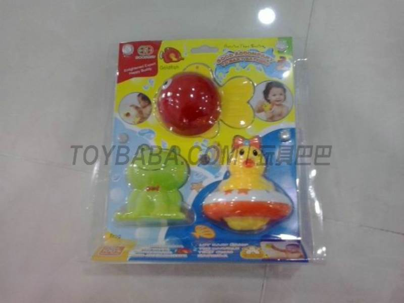 Baby bath good partner three sets No.:3403