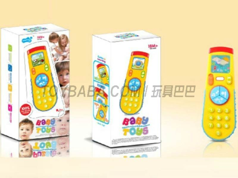 Baby TV remote control No.:884