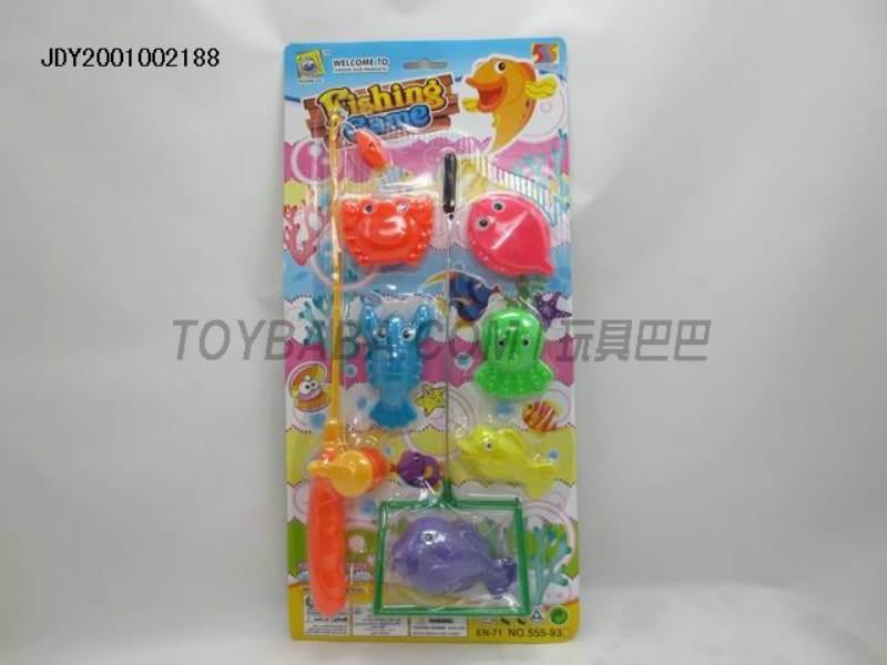 Single lever cartoon Fishing No.:555-93