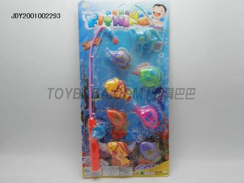 Magnetic Fishing Series No.:666-9