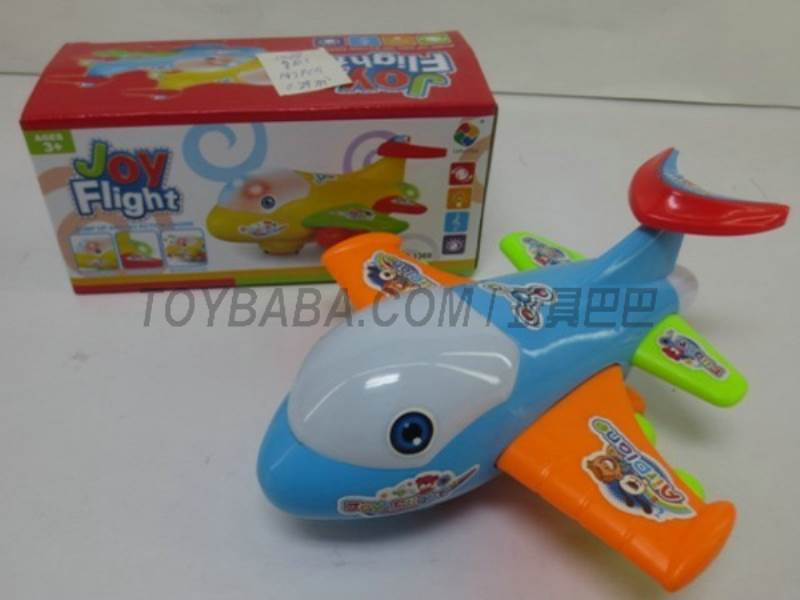 Electric universal sound and light aircraft No.:1368