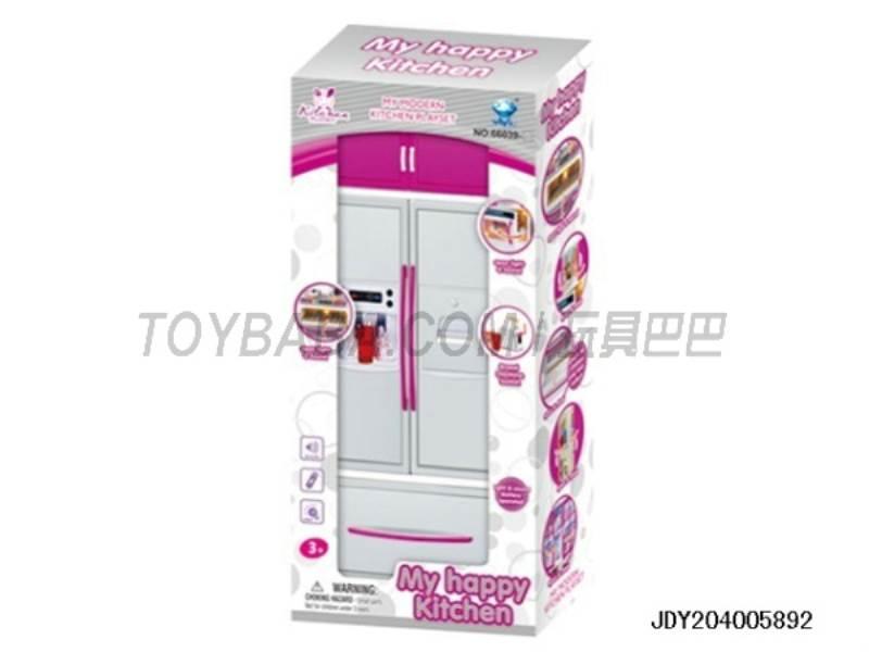 Refrigerator No.:66039