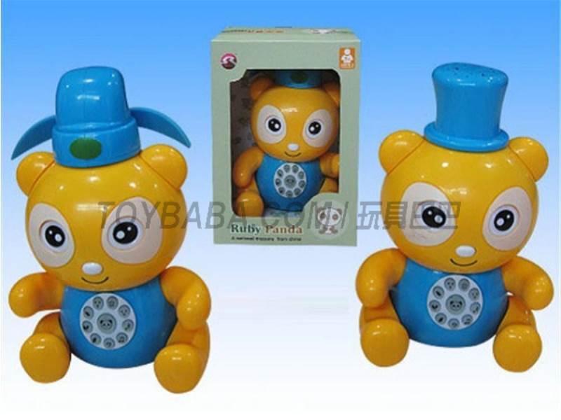 Electric Panda 3 * AA No.:Q-82