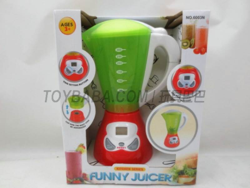 Electric LCD Juicer No.:6003N