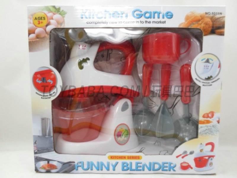 Electric mixer plus accessories No.:6011N