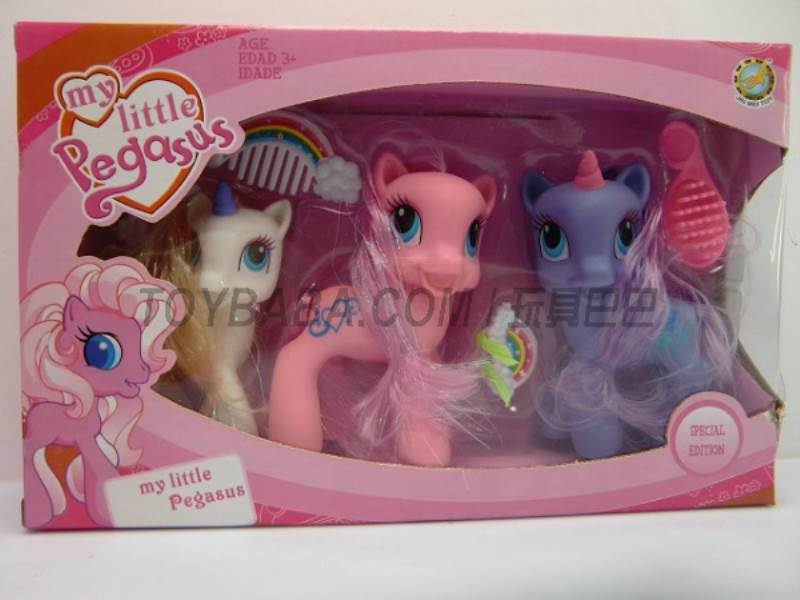Cartoon Horse No.:6610A