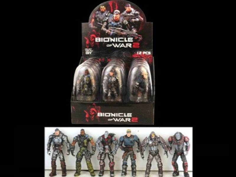 Assembling Bionicle (6 mix) No.:8910-2A