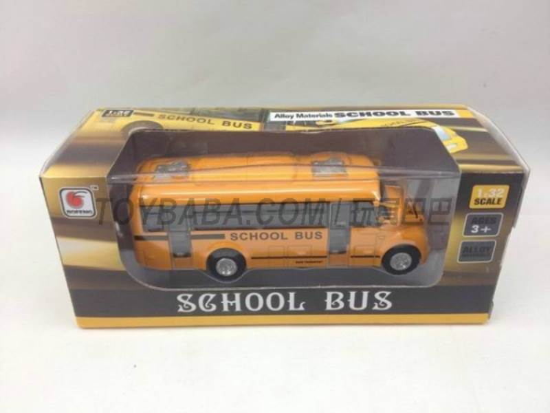 Alloy back school bus No.:BF013