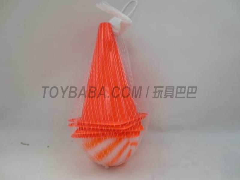 Small roadblocks ball No.:970-1