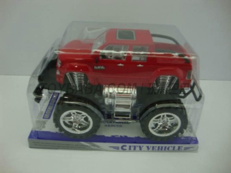 Inertial pickup truck No.:8806