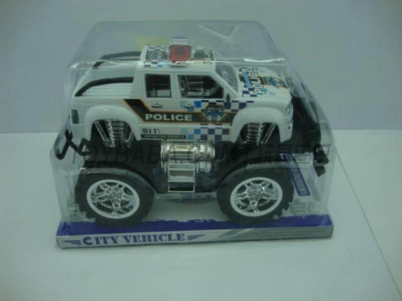 Inertial police car No.:8804