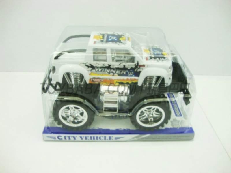 Inertial pickup truck No.:8802