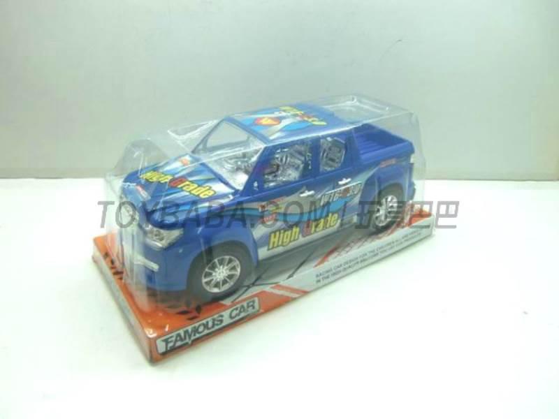 Inertial pickup truck No.:6608