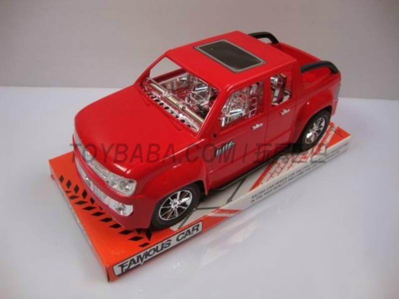 Inertial car No.:6606