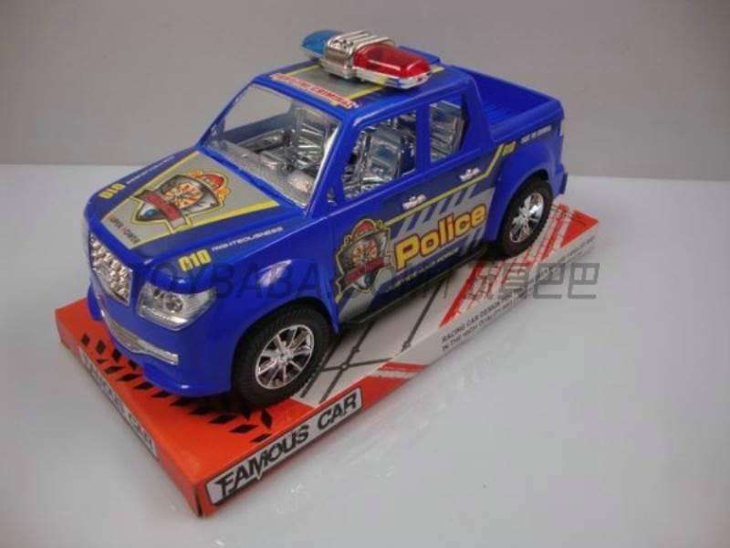 Inertial police pickup No.:6612
