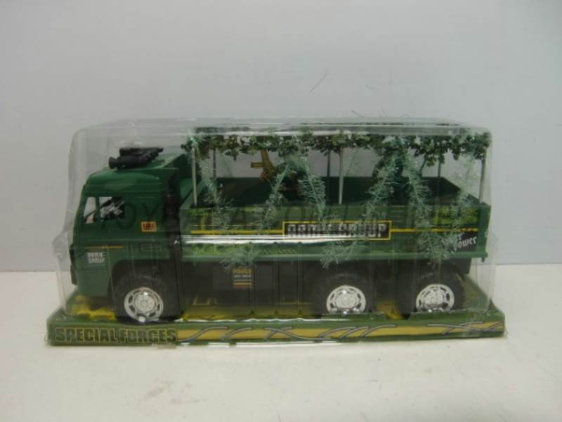 Inertia military vehicles grass No.:237