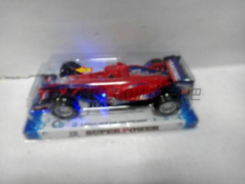 Music light inertial equation car No.:9914A