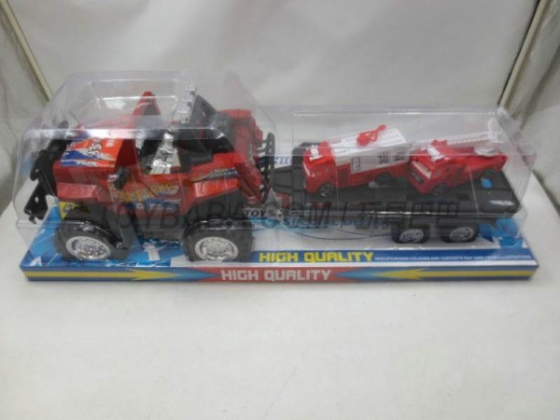 Inertia off-road fire truck tractors No.:95516