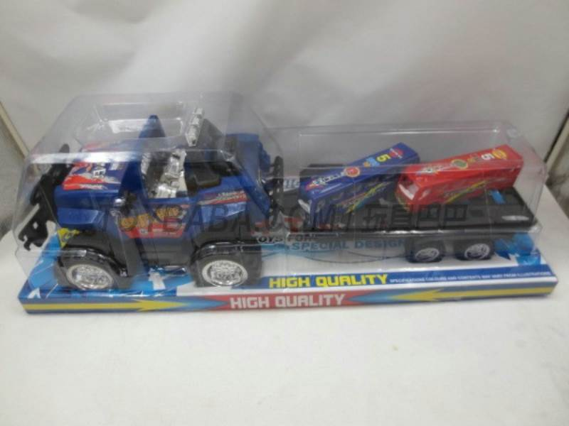 Inertia tractors small off-road bus No.:95519