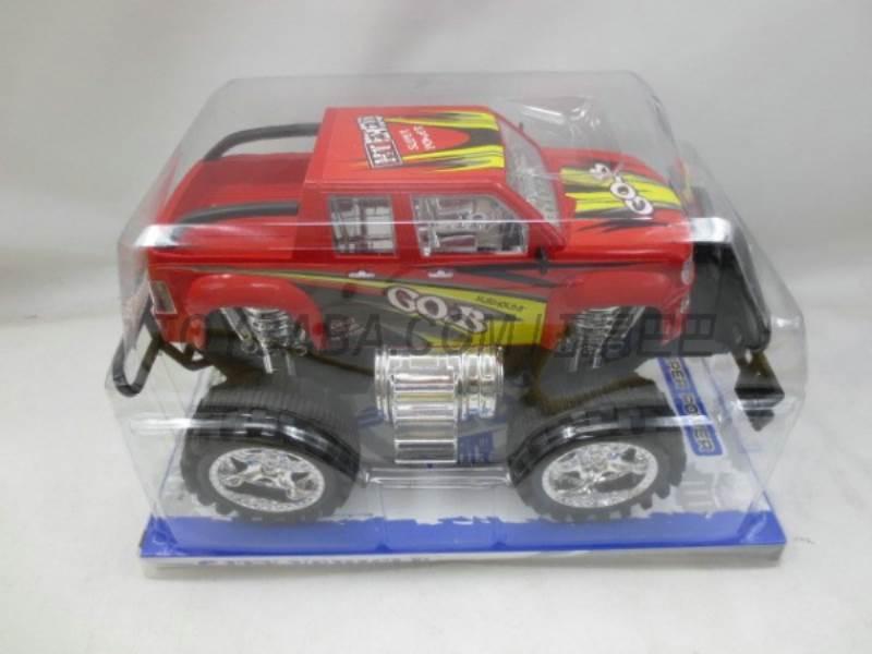 Inertia off-road pickup truck No.:8800