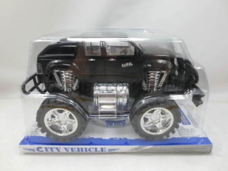 Pickup inertia simulation car No.:8806