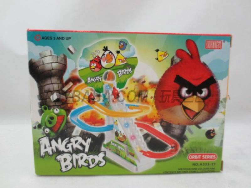 Angry Birds track No.:A333-17