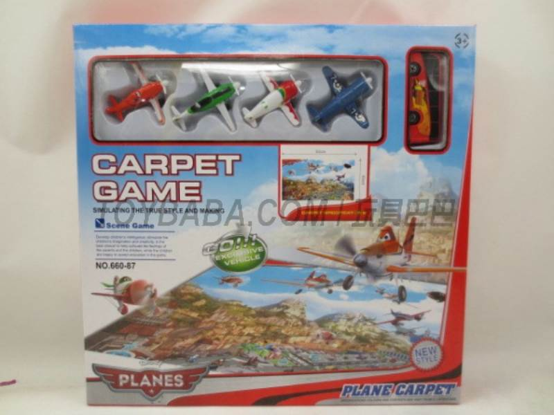 Planes Carpet Kit No.:660-87