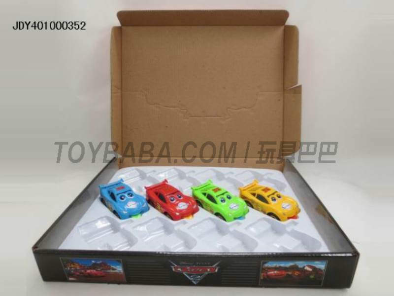 Cars on the chain (12pcs) No.:760