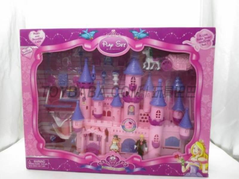 Light music Castle No.:SG-2920N
