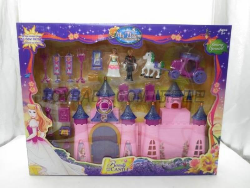 Light music Castle package power No.:SG-2956