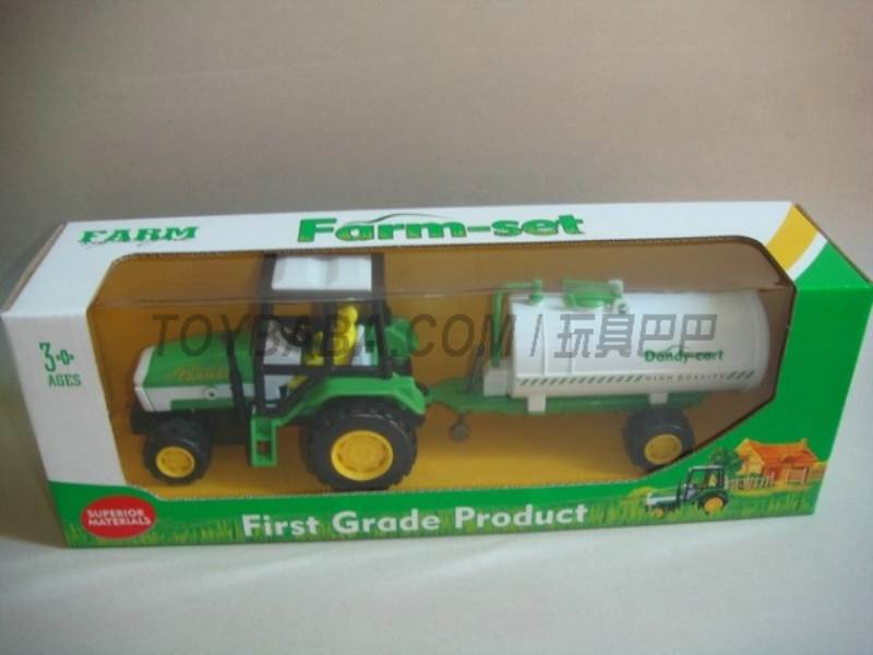 Packed glide farmer milk tankers No.:JC459