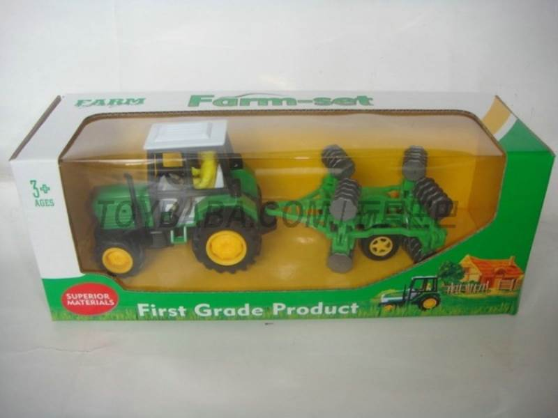 Boxed cake glide farmer Tian car No.:JC449