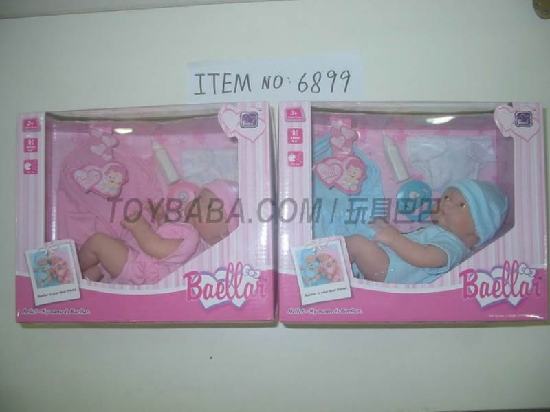 9.5 inch Bella BB Packed No.:6899