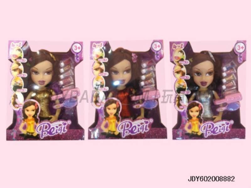 Ginny Beiqi makeup model ( five asst ) No.:93039