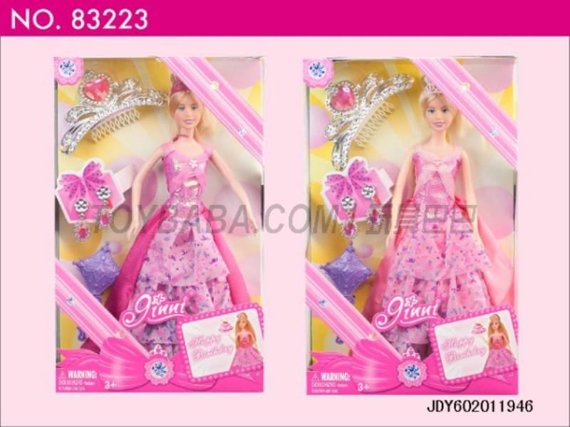 Barbie No.:83223