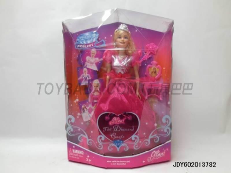 Ginny Diamond Princess ( three mixed ) No.:83279